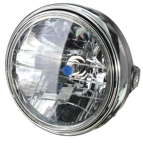 motorcycle  headlight halogen  bulb head