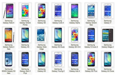 all mobile of samsung samsung plans to cut 30 of its smartphone lineup in