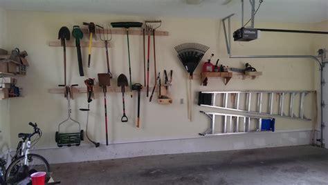 Cleat Garage by Cleat Garage Storage Did It Myself