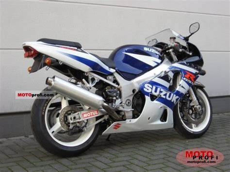 2003 Suzuki Gsxr 600 Specs Suzuki Gsx R 600 2003 Specs And Photos