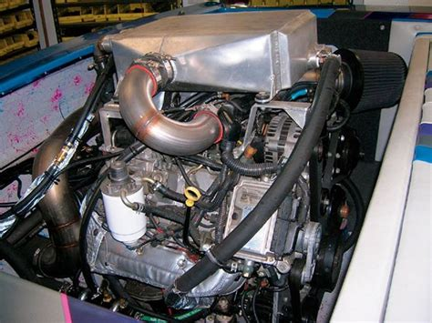 diesel boat conversion warlock duramax diesel speedboat diesel power magazine