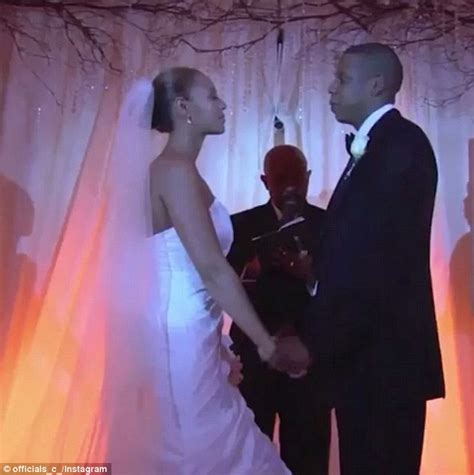 Are Beyonce And Z Finally Getting Married by Z Tweets A Snippet Of Beyonce Wedding On Their
