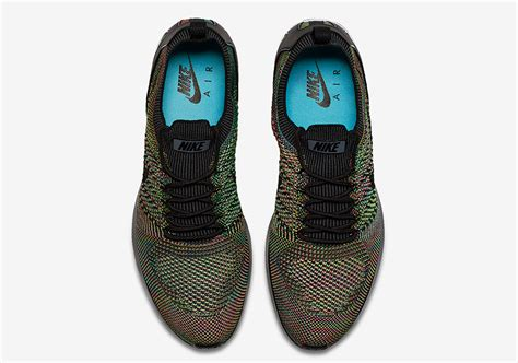 Nike Flyknit Racer Black Out For 1 nike zoom flyknit racer multi color release date