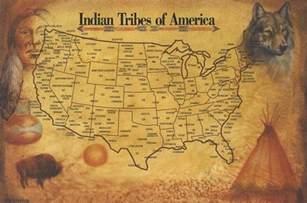 us map of indian tribes list and maps of american tribes tradition wiki