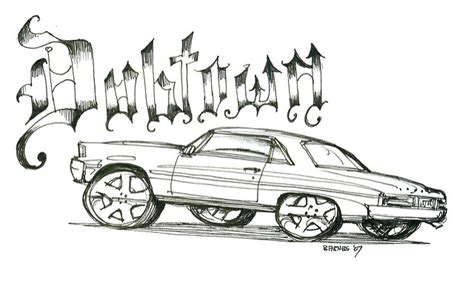 lowrider truck coloring page lowrider coloring book chevy lowrider colouring pages