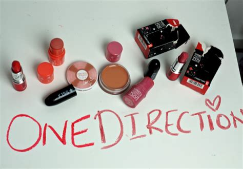 Make Up One Direction emtalks one direction make up review