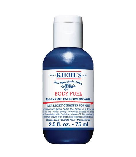 kiehls since 1851 fuel all in one energizing wash for hair for dillards