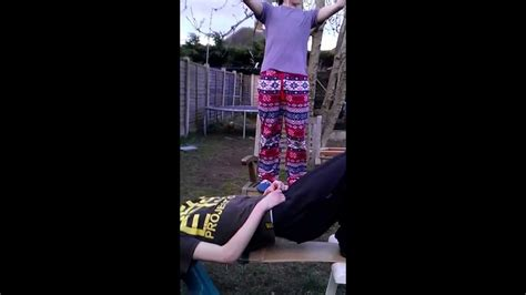 extreme backyard wrestling insane swanton bomb extreme backyard wrestling