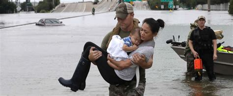 hurricane harvey rescue harvey unprecedented flooding beyond anything experienced inundates houston area