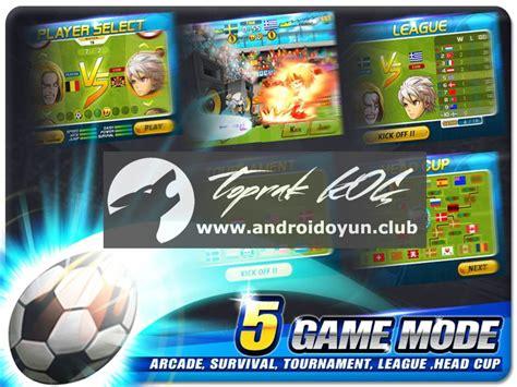 download game head soccer mod apk v3 3 0 head soccer v3 1 2 mod apk para hileli