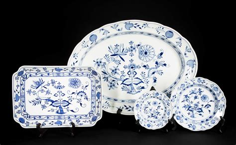 blue onion pattern large collection of blue onion pattern meissen