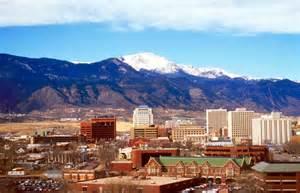 To Colorado Springs City Of Colorado Springs