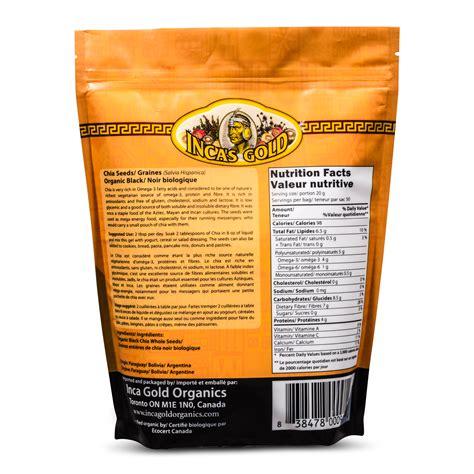Black Chia Seed 1kg black chia seeds 454g 1kg inca gold organics