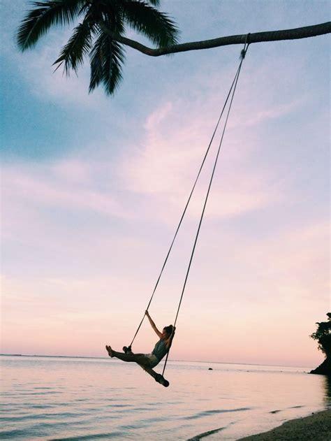 swing nights warm summer ahhhhh