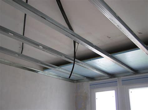 poner techo de pladur techos de pladur 191 como colocar un techo de pladur