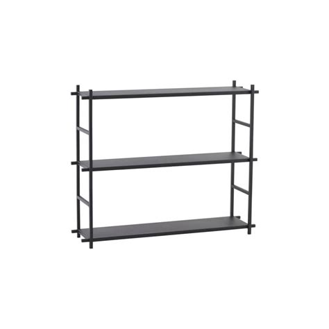 Simple Rack by House Doctor Simple Shelve Metal Black Living And Company