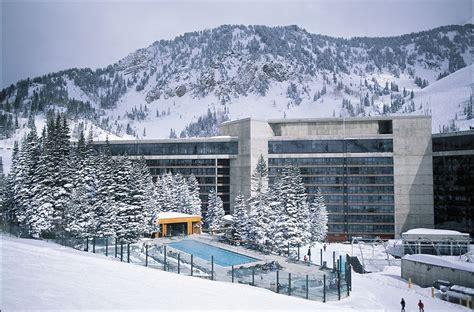 Snowbird Ticket Office by Utahstate