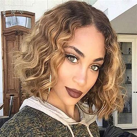 20 mujeres morenas que rompen reglas con cabello de colores pinterest long bobs for african american women short bob