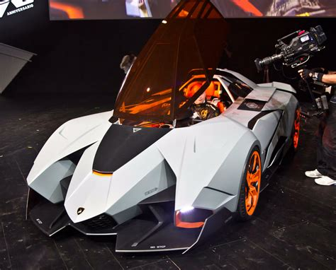 the lamborghini egoista 1 seater supercar sassy the