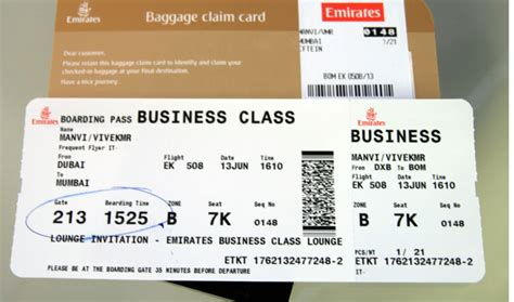 emirates boarding pass why don t we design boarding passes on behance
