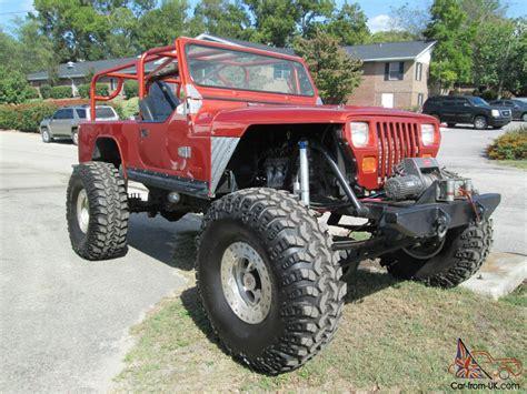 jeep rock crawler 1981 jeep cj8 scrambler rock crawler rockcrawler