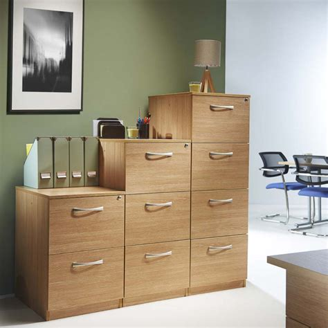 wooden filing cabinets for home emergent crown