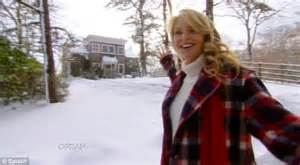Tour of her home seen here in footage aired during friday s oprah