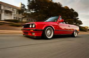the iconic bmw e30 convertible sports car ruelspot