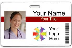 Photo Name Badge Template by 5 Id Badge Templates Excel Xlts