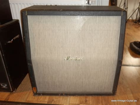 Marshall Cabinet 1960 by Marshall Model 1960a 4x12 Inch
