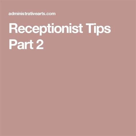 25 best ideas about receptionist on questions accounting