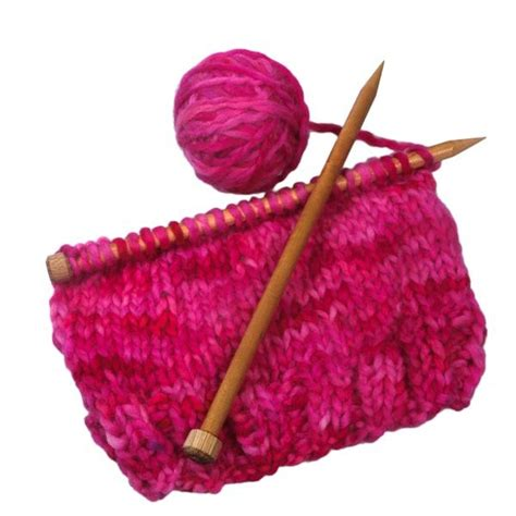 Handmade Knitting Needles - kniiting pattern for hat ethical kidz