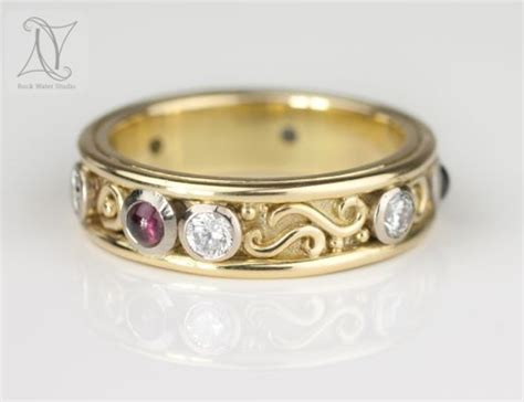 Handmade Eternity Rings - eternity ring