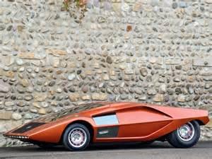 Lancia Stratos 1970 Lancia Stratos Zero 1970 Concept Cars