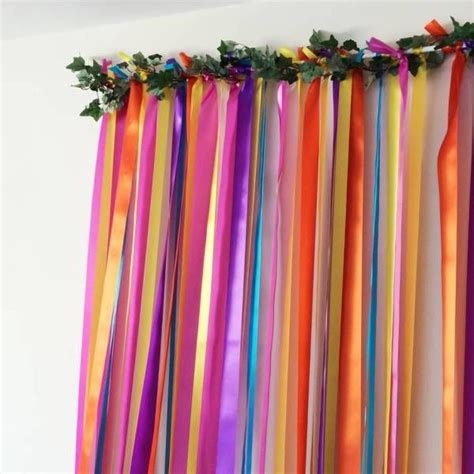 ribbon shower curtain best 25 ribbon curtain ideas on pinterest shower