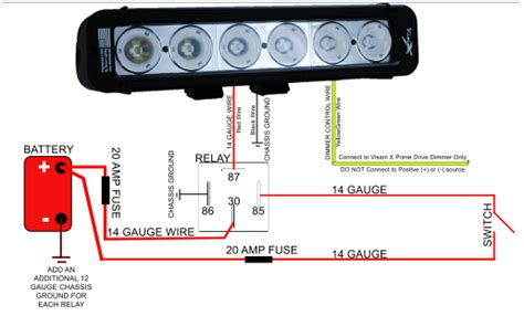 how to wire a led light bar 911ep light bar wiring diagram 911ep get free image