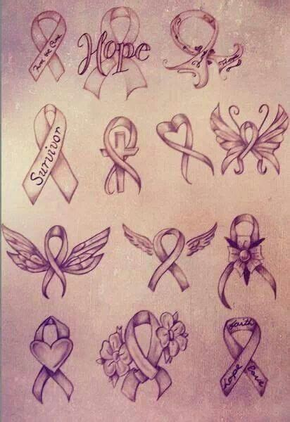 cancer ribbon designs flash and for ideas not for stealing cancer