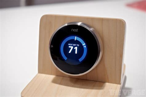 nest reportedly working on cheaper thermostat and new home