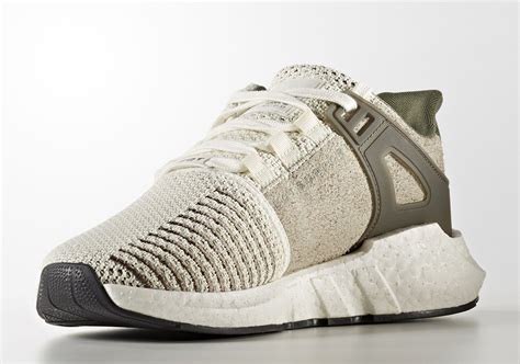 adidas eqt support 93 17 boost beige green by9510