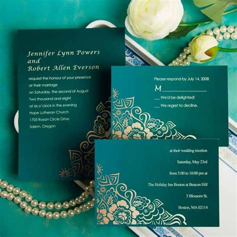 Best 25  Cheap wedding invitations ideas on Pinterest