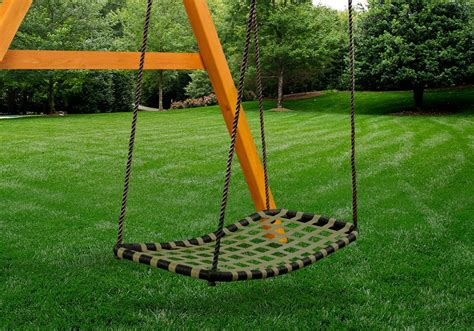 outdoor swing set accessories kids chill n swing glider for playsets swing sets