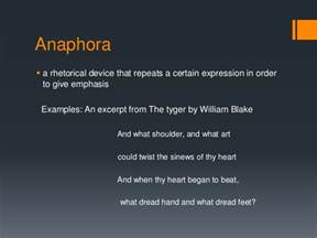 anaphora examples alisen berde