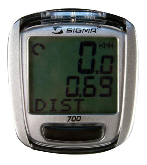Speedometer Sigma Bc bike copmuter sigma bc 700 insportline