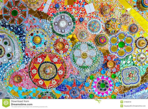 Floor And Decor Ceramic Tile by Colorful Mosaic Art And Abstract Wall Background Stock Photo Image 37882818