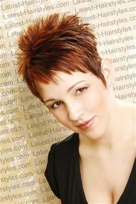 short spiky haircuts for round face women womens short 10 short spiky haircuts learn haircuts
