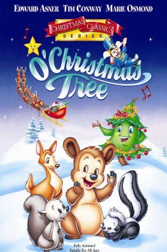 o christmas tree 1999 classics o tree osmond edward asner tim conway