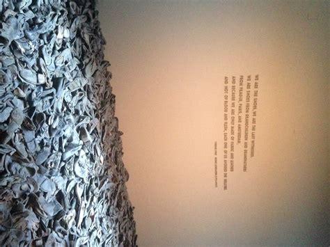 shoe room holocaust museum eyewitness to the holocaust museums and survivor testimony lori weintrob