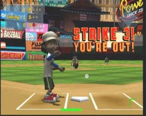 Backyard Baseball World Series Backyard Baseball 2007 Ps2 Review