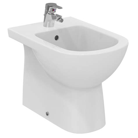 bidet ideal standard product details t5090 floor standing bidet ideal standard