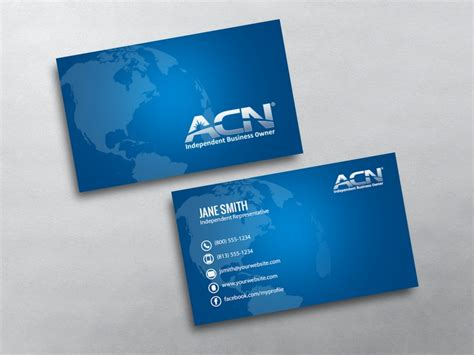 acn template business cards acn business cards free shipping